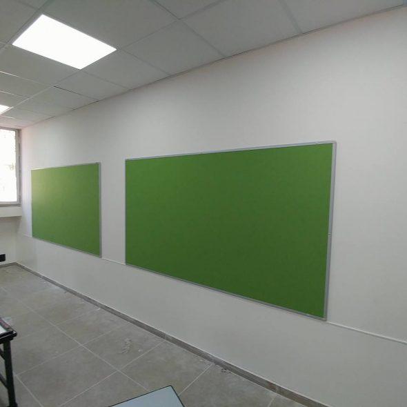 לוח נעיצה ירוק 9661