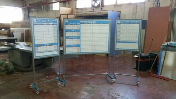 לוחות תיכנון ניידים