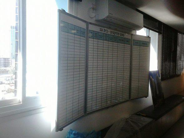 לוח תכנון מתקפל