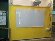 לוח זכוכית מגנטי 200*120