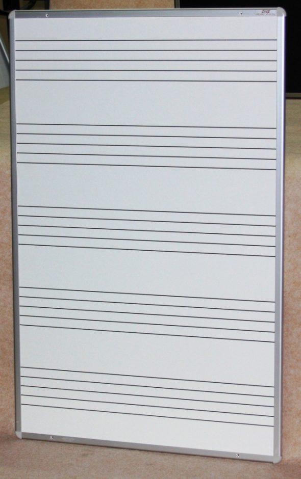 לוח חמשה מוסיקה