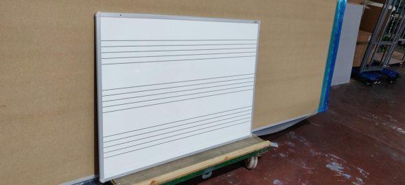 לוח חמשה - לוח מוסיקה לנוחות הוראה