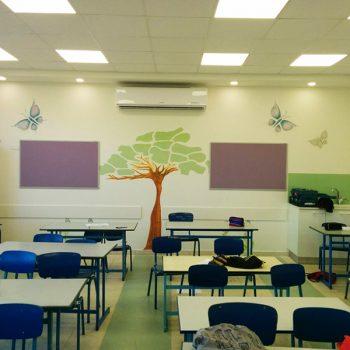 לוח נעיצה לכיתות