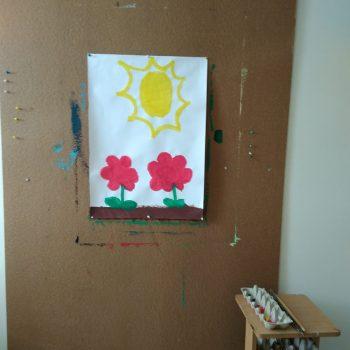 לוחות סלוטקס לקיר גואש